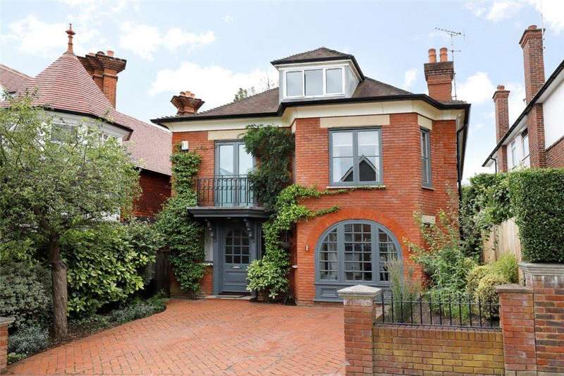 4 Bedrooms Detached House for sale in Raymond Road, Wimbledon, SW19
