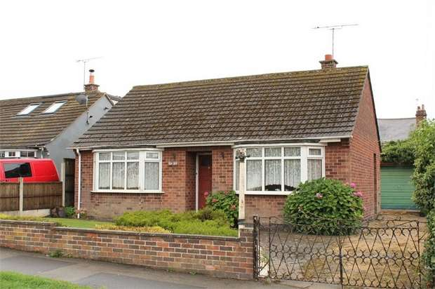 2 Bedrooms Detached Bungalow for sale in Ullesthorpe