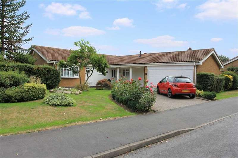 3 Bedrooms Detached Bungalow for sale in St Davids Close, Leicester Forest East, Leicester