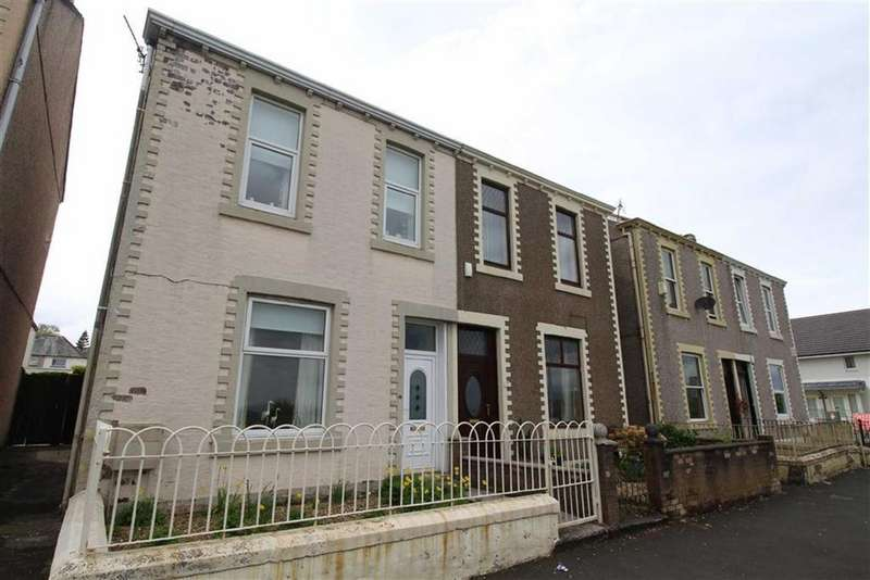 2 Bedrooms Semi Detached House for sale in East Crawford Street, Greenock