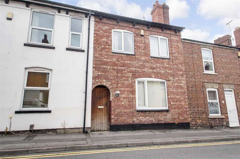 3 Bedrooms Terraced House for sale in Boundary Street, Lincoln