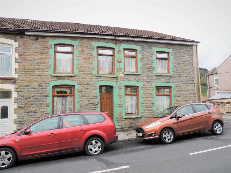 4 Bedrooms End Of Terrace House for sale in Jones Street, Tonypandy