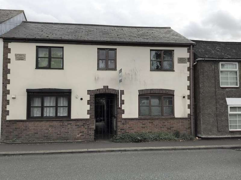 3 Bedrooms Semi Detached House for sale in Holbeach Road, Spalding, PE11