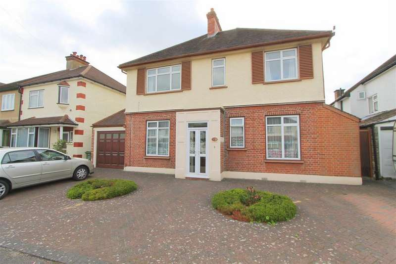 4 Bedrooms Detached House for sale in St. Georges Road, Wallington