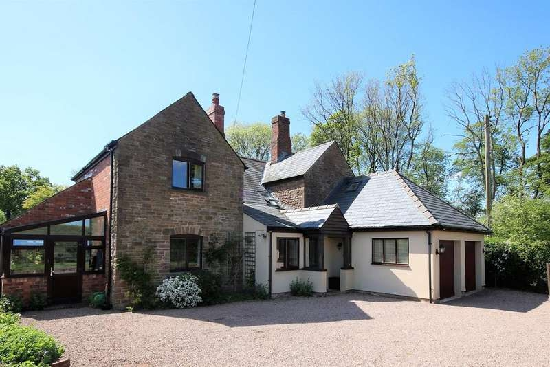 4 Bedrooms Detached House for sale in Much Birch, Hereford, HR2