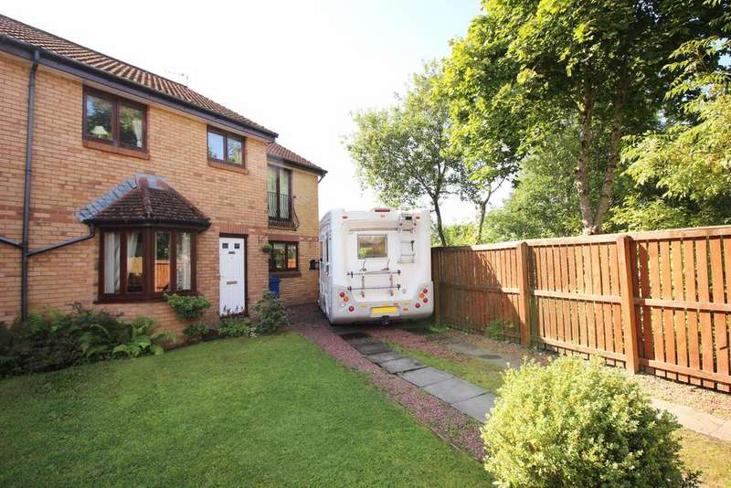 4 Bedrooms Semi Detached House for sale in 5 Oronsay Place, Old Kilpatrick, G60 5NR