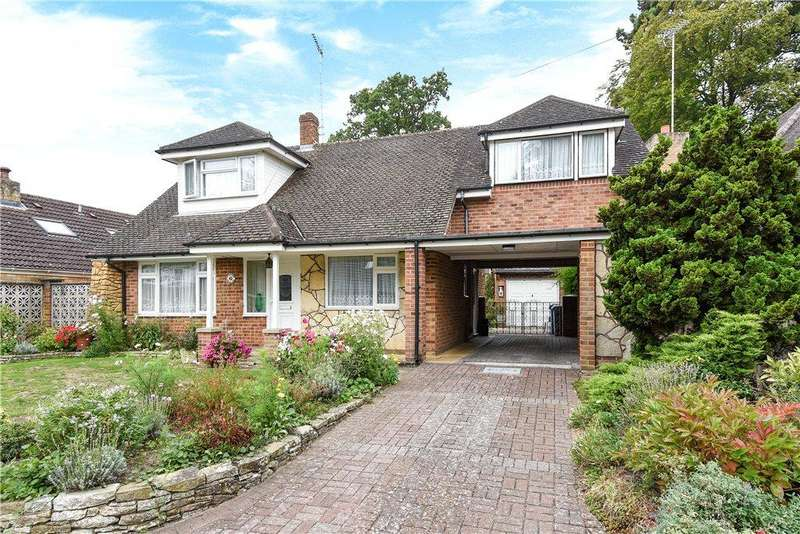 3 Bedrooms Detached Bungalow for sale in Highclere, Sunninghill, Berkshire, SL5
