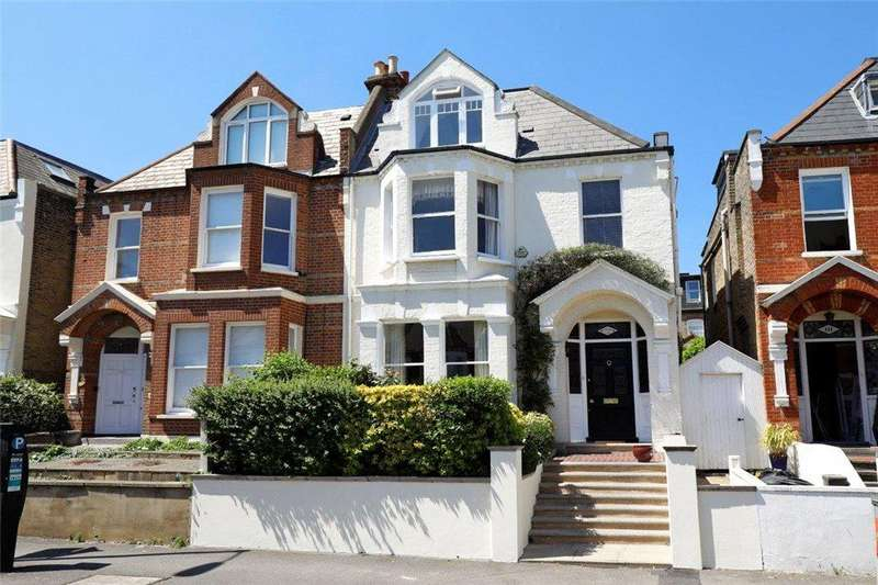 5 Bedrooms Semi Detached House for sale in Woodside, Wimbledon, SW19