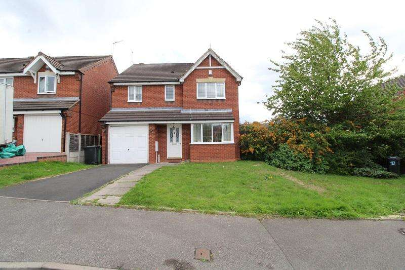 5 Bedrooms Detached House for sale in Balvenie Way, Dudley , West Midlands DY1