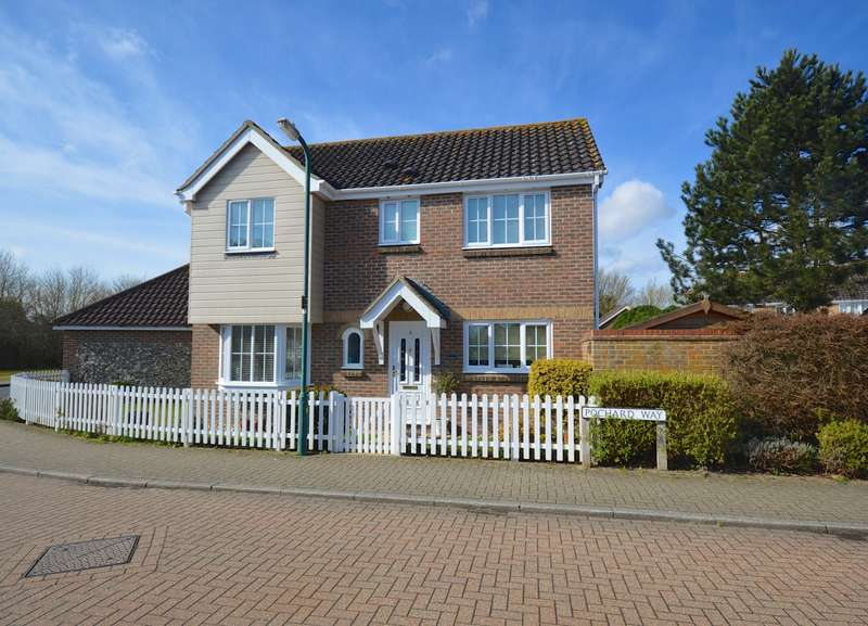 3 Bedrooms Detached House for sale in Pochard Way, Great Notley, Braintree, CM77