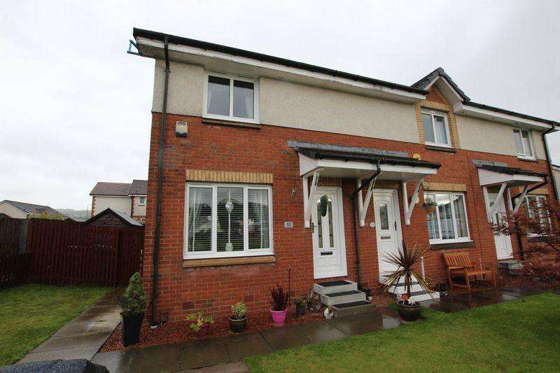 2 Bedrooms End Of Terrace House for sale in Cordale Avenue, Renton