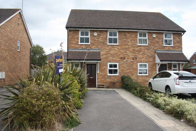 3 Bedrooms Semi Detached House for sale in Ladbroke Close, Woodley, Reading, RG5