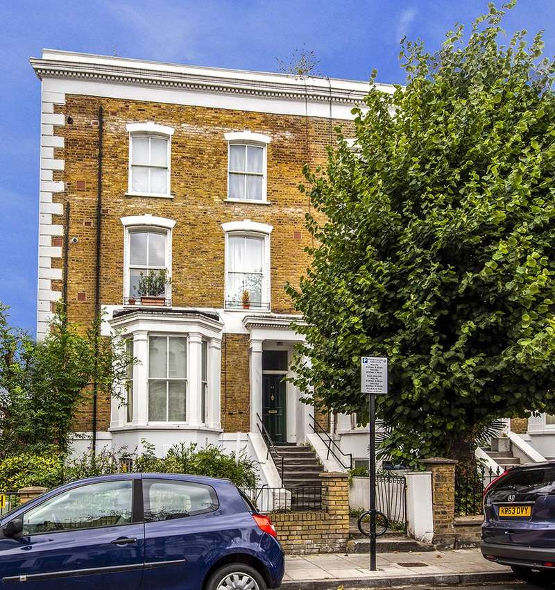 2 Bedrooms Apartment Flat for sale in Burma Road , London N16