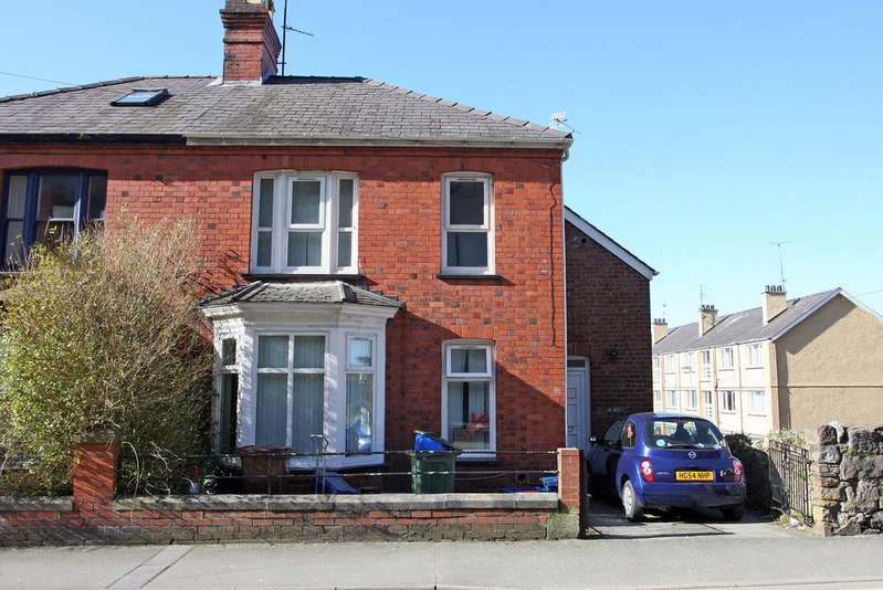 6 Bedrooms House for sale in Bangor, North Wales