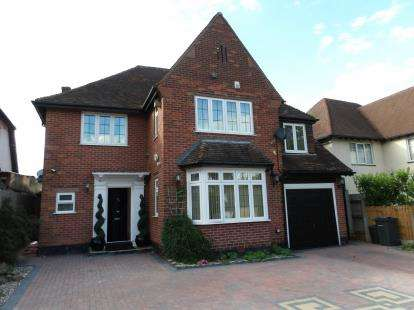 5 Bedrooms Detached House for sale in Anderton Park Road, Moseley, Birmingham, West Midlands