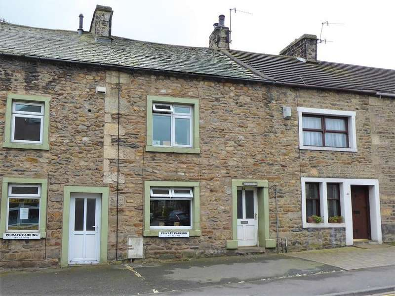 3 Bedrooms Terraced House for sale in Goodenber View, Bentham
