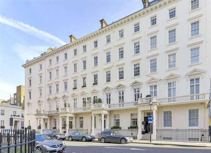 8 Bedrooms House for sale in West Eaton Place, London, SW1X