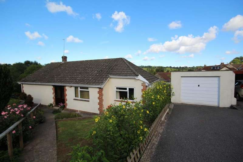 3 Bedrooms Detached Bungalow for sale in The Orchard, Pensford