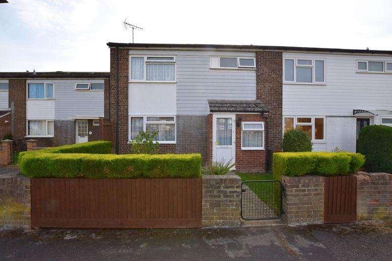 3 Bedrooms Terraced House for sale in Somerville Way, Aylesbury