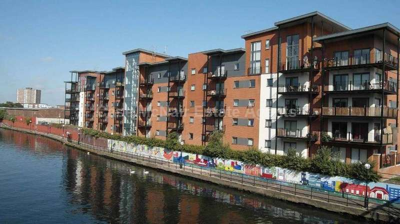 2 Bedrooms Apartment Flat for sale in Steele House, Lamba Court, Ordsall Lane, Salford