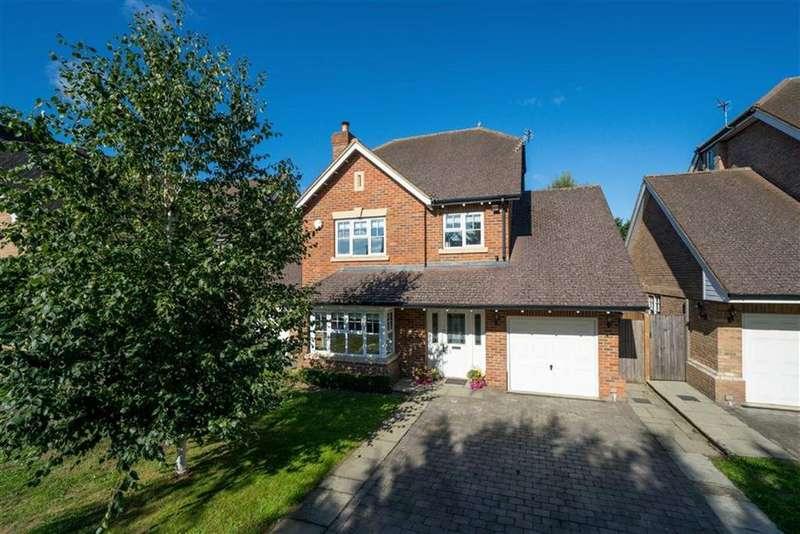 4 Bedrooms Detached House for sale in Redwood Close, St Albans, Hertfordshire