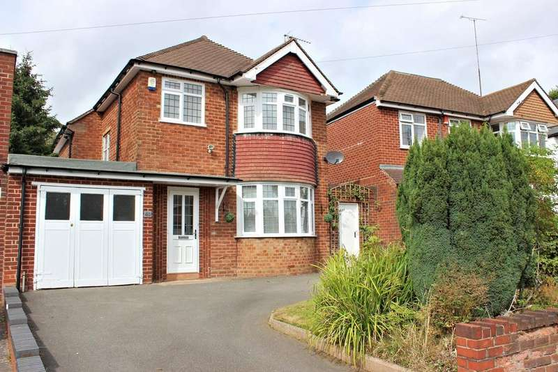 3 Bedrooms Detached House for sale in Stuart Road, Halesowen, B62