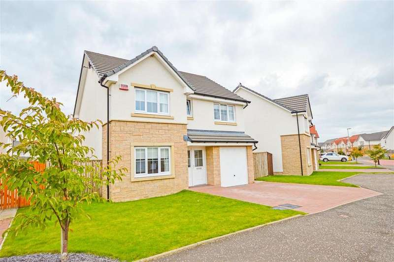 4 Bedrooms Detached House for sale in Maroney Drive, Stepps, Glasgow
