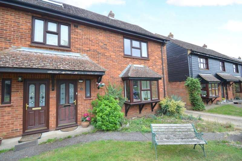 2 Bedrooms Semi Detached House for sale in Heywood Avenue, Maidenhead, Berkshire, SL6