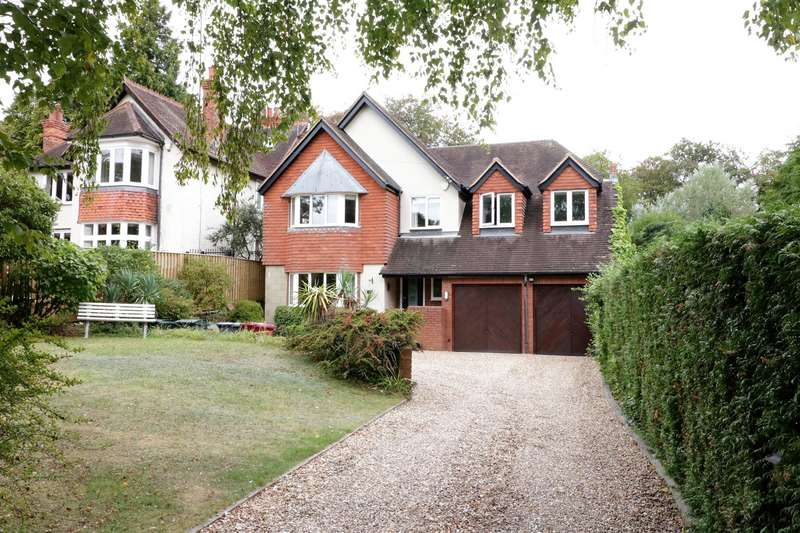 5 Bedrooms Detached House for sale in Elsley Road, Tilehurst, Reading