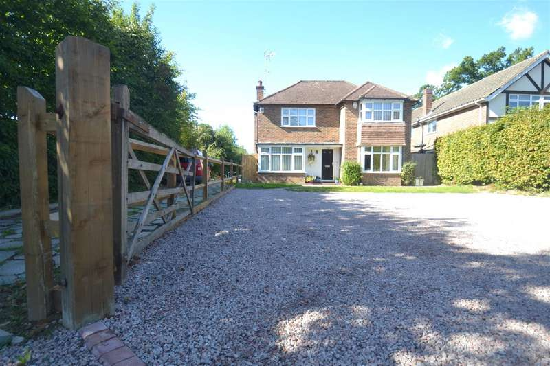 4 Bedrooms Detached House for sale in Reigate Road, Horley