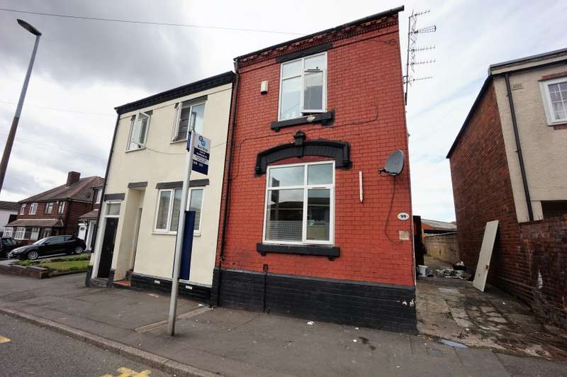 Semi Detached House for sale in 98, 98A And 99 Cole Street, Dudley