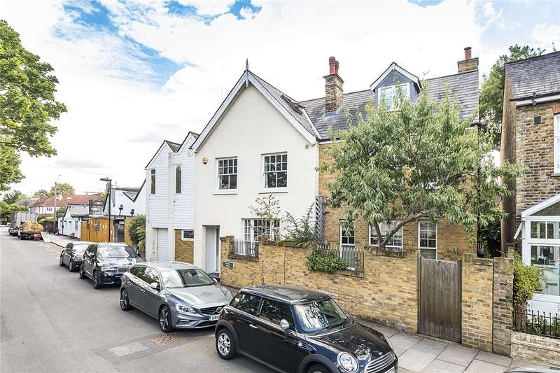 6 Bedrooms Detached House for sale in Park Lane, Teddington, TW11