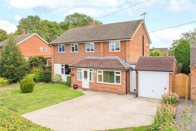 5 Bedrooms Detached House for sale in Church Lane, Cheddington, Leighton Buzzard, Buckinghamshire