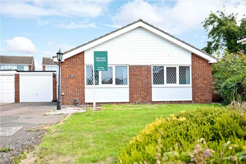 3 Bedrooms Detached Bungalow for sale in Simdims, Cranfield, Bedfordshire