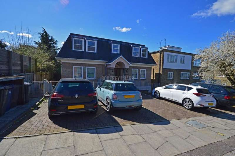 2 Bedrooms Apartment Flat for sale in Glendower Lodge, Mill Hill