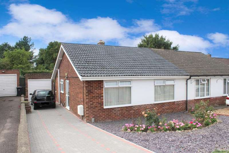 2 Bedrooms Bungalow for sale in Holme Court Avenue, Biggleswade, SG18