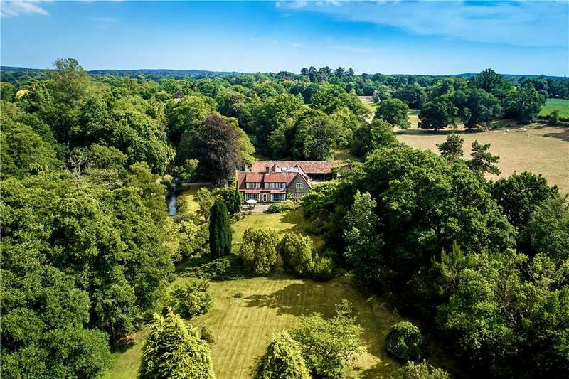 8 Bedrooms Detached House for sale in Standford Lane, Standford, Hampshire, GU35