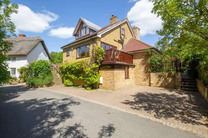 5 Bedrooms Detached House for sale in Springhead, Ashwell, Baldock, SG7