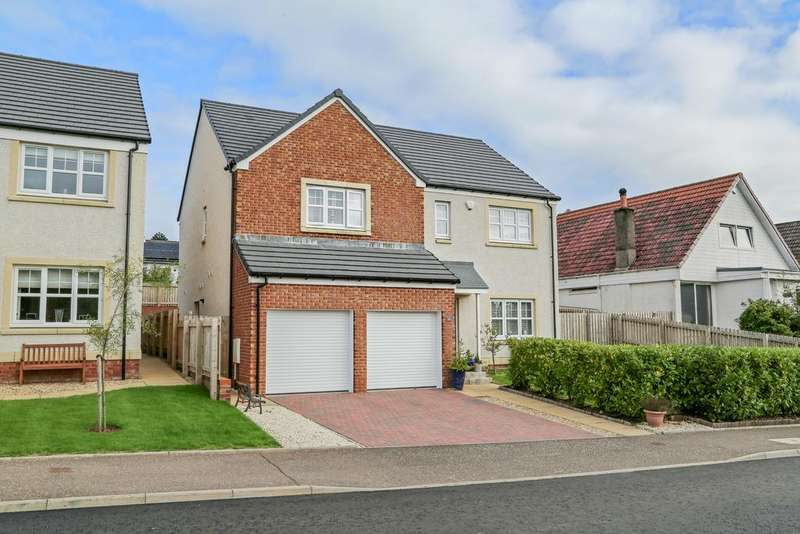5 Bedrooms Detached House for sale in 18 Shillingworth Place, Bridge of Weir, PA11 3DY