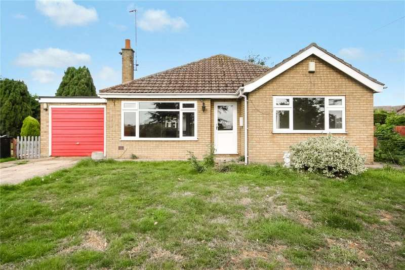 3 Bedrooms Detached Bungalow for sale in West Street, Folkingham, Sleaford, NG34