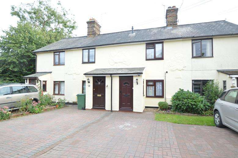 2 Bedrooms Terraced House for sale in New Road, Rayne, Braintree CM77