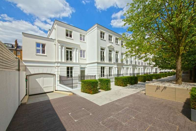 4 Bedrooms House for sale in The Abbey, Eyre Road (Hamilton Drive), St Johns Wood, NW8