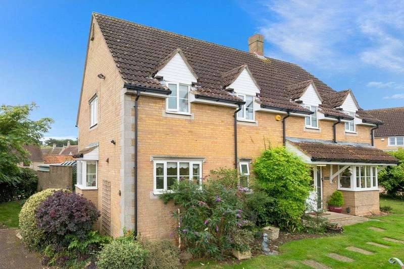 4 Bedrooms Detached House for sale in Bertie Close, Swinstead, Grantham, NG33