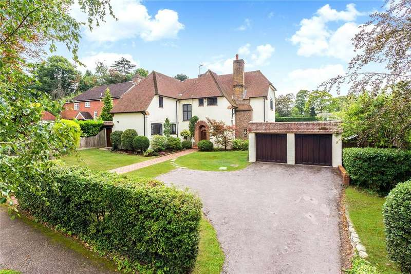 5 Bedrooms Detached House for sale in Ringley Park Avenue, Reigate, Surrey, RH2