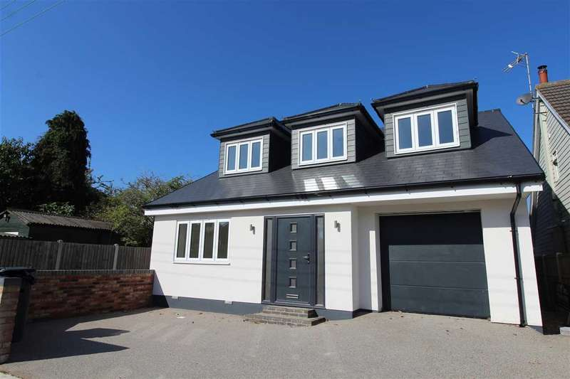 5 Bedrooms Detached House for sale in Hadleigh