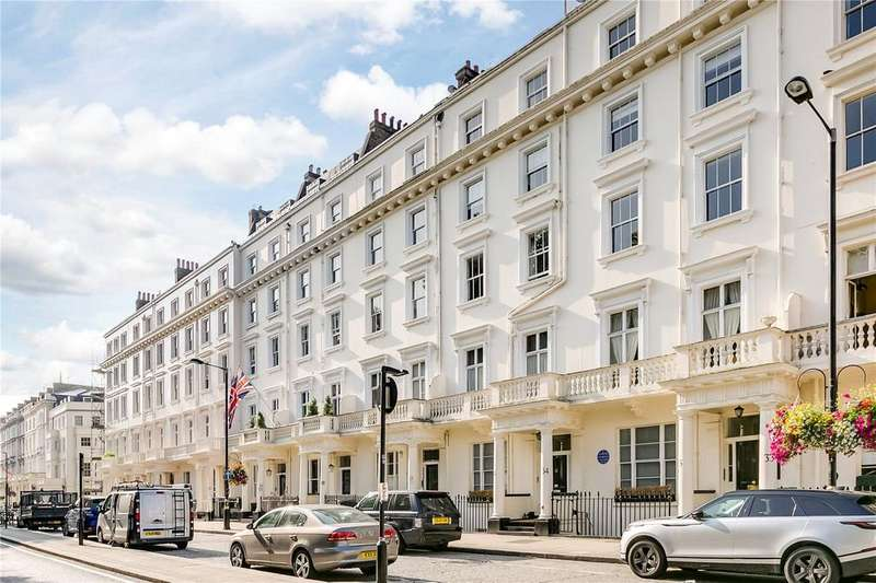 1 Bedroom Flat for sale in Eccleston Square, Pimlico, London