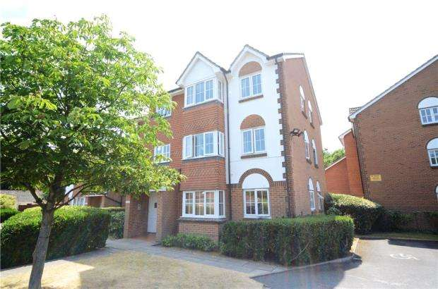 2 Bedrooms Apartment Flat for sale in Tamar Court, Amethyst Lane, Reading