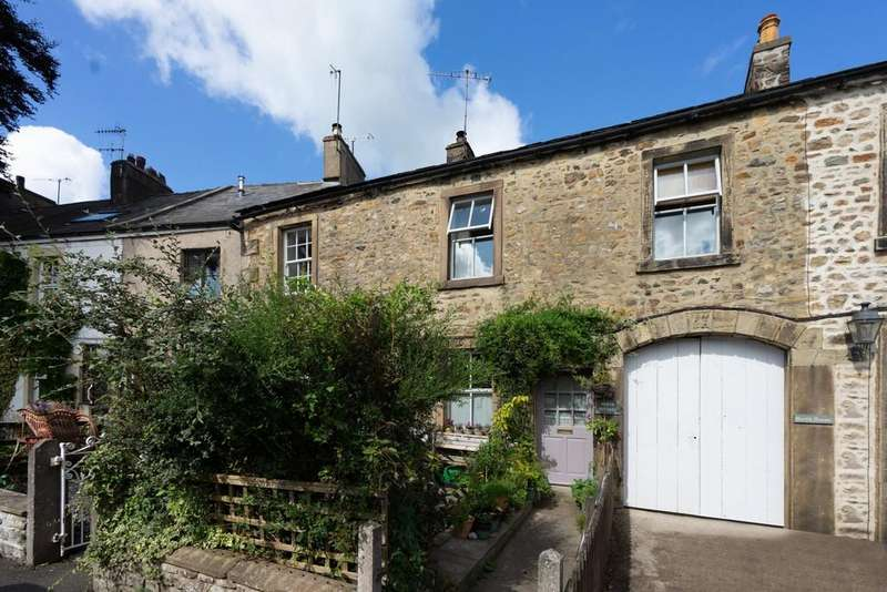 4 Bedrooms Terraced House for sale in High Street, Burton In Lonsdale