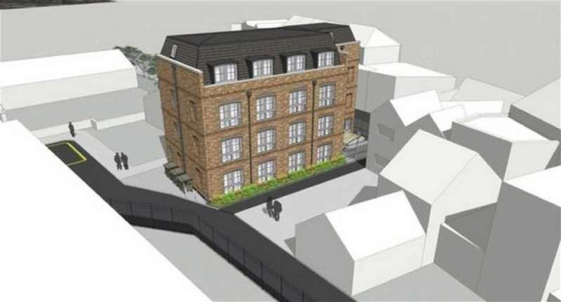 Land Commercial for sale in Nottingham Road, Loughborough