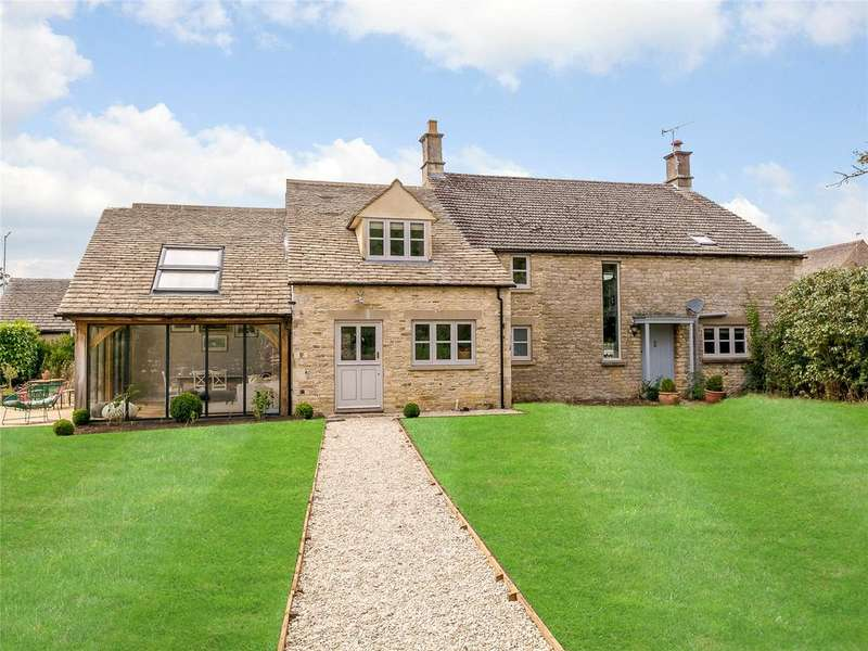 4 Bedrooms Detached House for sale in Clanfield, Bampton, Oxfordshire